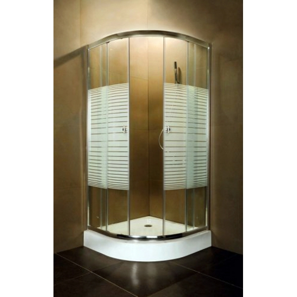 cabine douche simple ds 608 zebra blanc beka. Black Bedroom Furniture Sets. Home Design Ideas