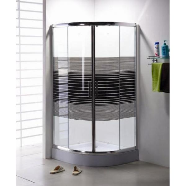 cabine de douche noir maison design. Black Bedroom Furniture Sets. Home Design Ideas