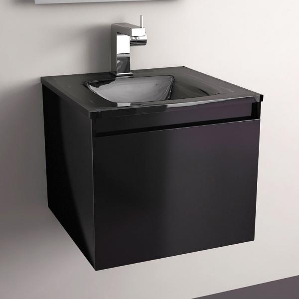 Meuble sdb vs 1211 beka for Support vasque salle de bain