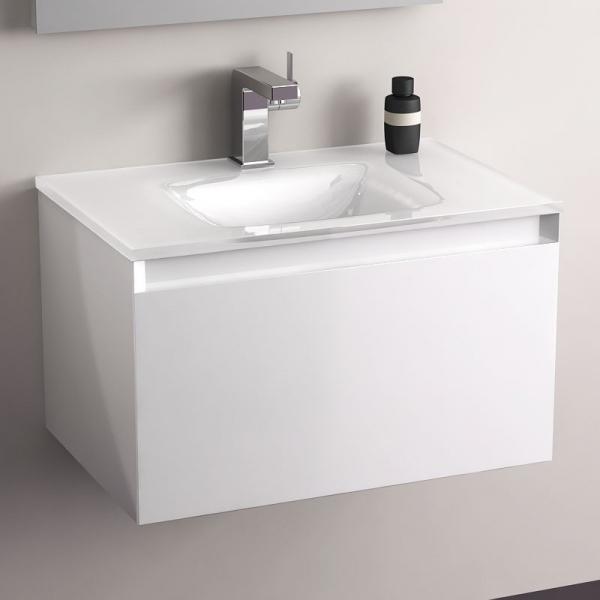 Meuble sdb vs 1211 beka for Meuble salle de bain plan vasque en verre