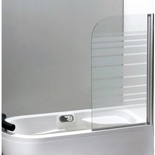 Paroi de baignoire p 112 c 75 130 cm beka for Baignoire 130 cm longueur